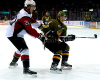 Brampton Battalion vs Niagara Ice Dogs -Game 2 20120408