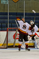 Brampton Bombers vs Kitchener Dutchmen 2012.11.18