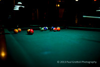 Pool 101 (An exercise in DOF - Depth of Field)