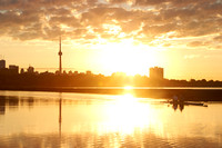 20120916-Toronto Sunrise Photos